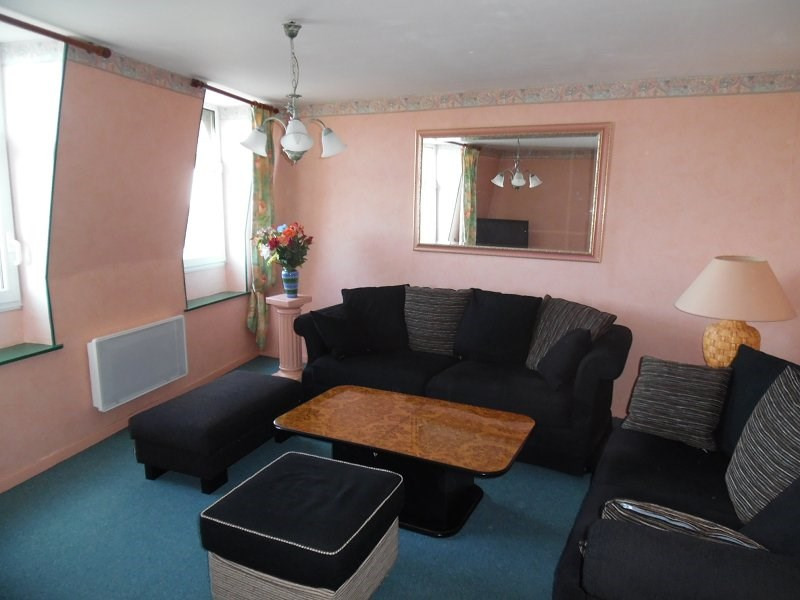 Sale apartment Le treport 135000€ - Picture 2