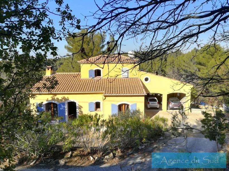 Vente maison / villa Mimet 470000€ - Photo 1