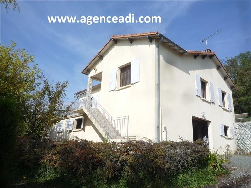 Vente maison / villa Nanteuil 147000€ - Photo 1