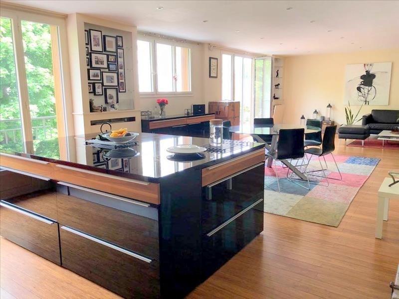 Deluxe sale apartment St germain en laye 1404000€ - Picture 1