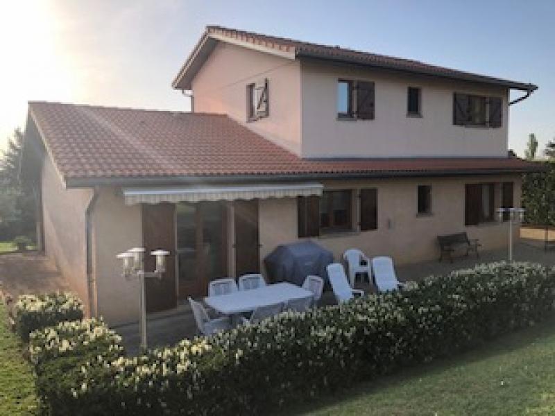 Sale house / villa Villette d anthon 389000€ - Picture 2