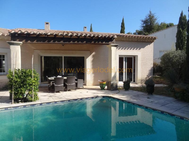 Viager maison / villa Teyran 145 000€ - Photo 1