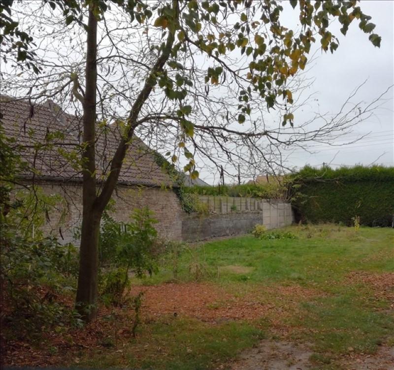 Sale site Villers au tertre 54000€ - Picture 1