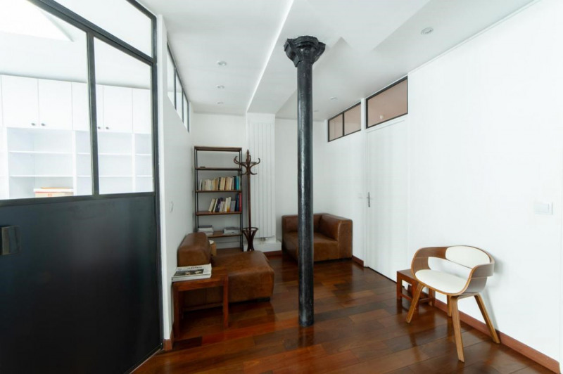Location bureau Paris 3ème 6 533€ HT/HC - Photo 3