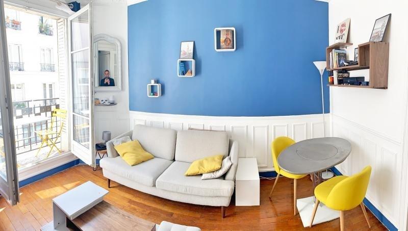 Sale apartment Paris 18ème 409000€ - Picture 2