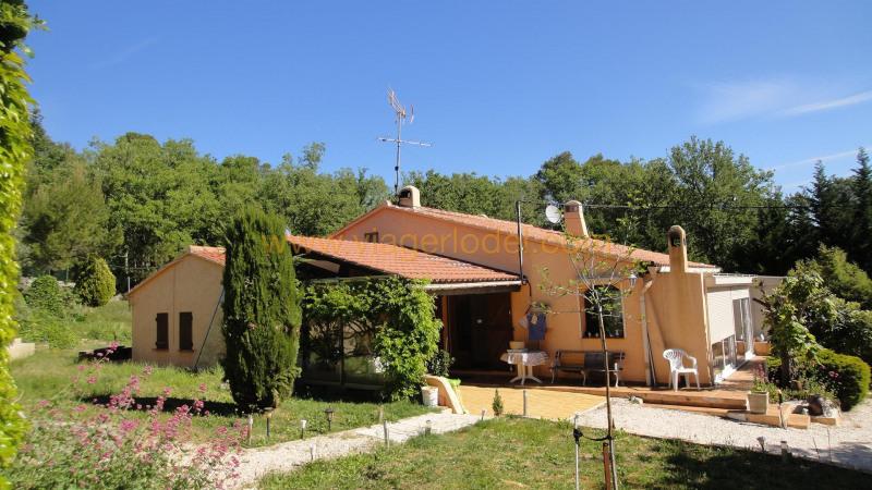 Lijfrente  huis Le thoronet 98000€ - Foto 1