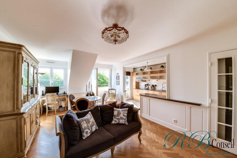 Vente appartement Chatenay malabry 400000€ - Photo 2