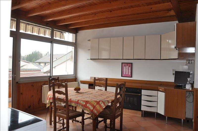 Vente maison / villa Oyonnax 184 000€ - Photo 1