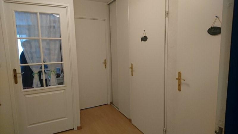 Verkoop  appartement Le treport 99000€ - Foto 5