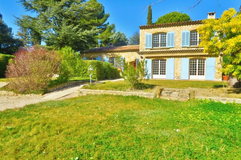 Vente de prestige maison / villa Aix en provence 1075000€ - Photo 1