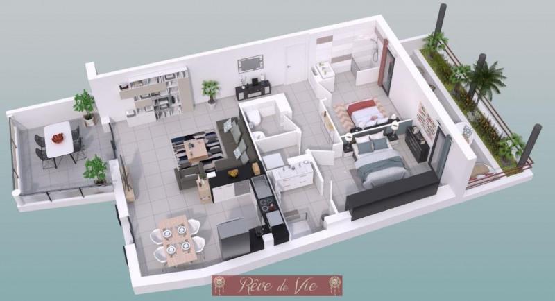 Deluxe sale apartment Bormes les mimosas 424000€ - Picture 1