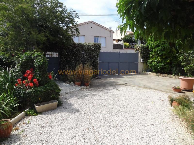 Vitalicio  casa Béziers 92500€ - Fotografía 9