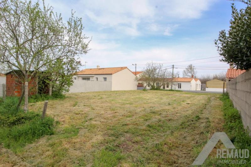 Vente terrain Aizenay 54200€ - Photo 2