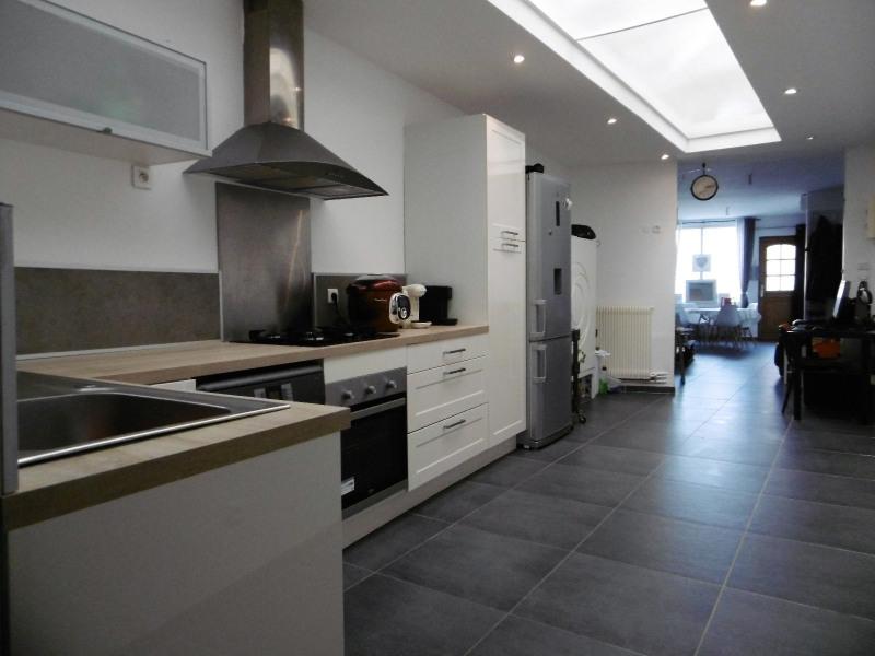 Sale house / villa Allennes les marais 117900€ - Picture 2