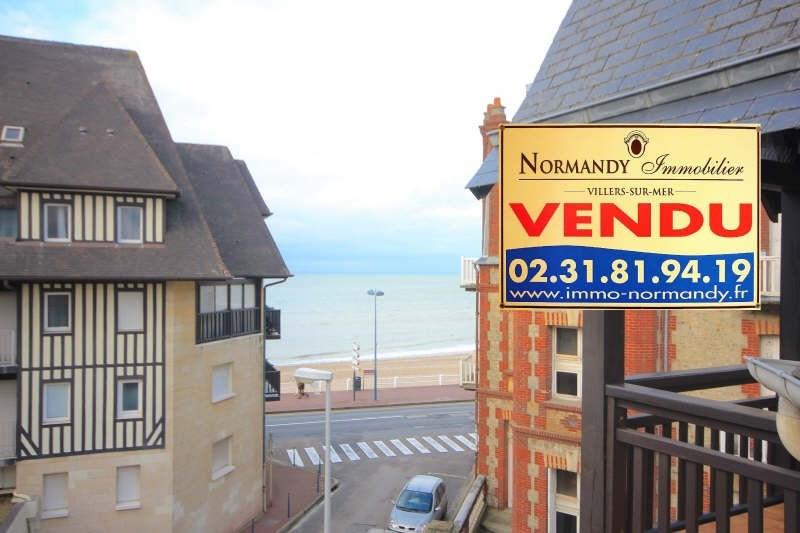 Sale apartment Villers sur mer 186000€ - Picture 1