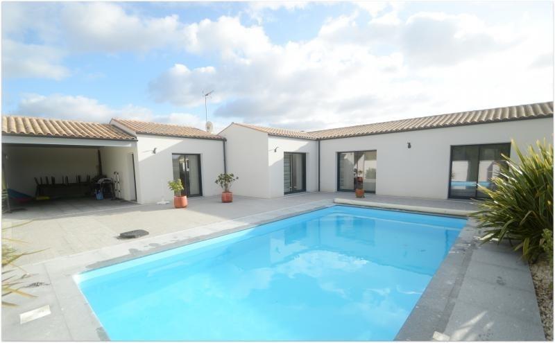 Deluxe sale house / villa St rogatien 640000€ - Picture 9