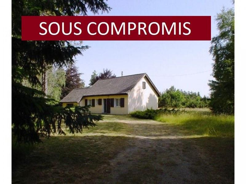 Sale house / villa Mars 132000€ - Picture 1