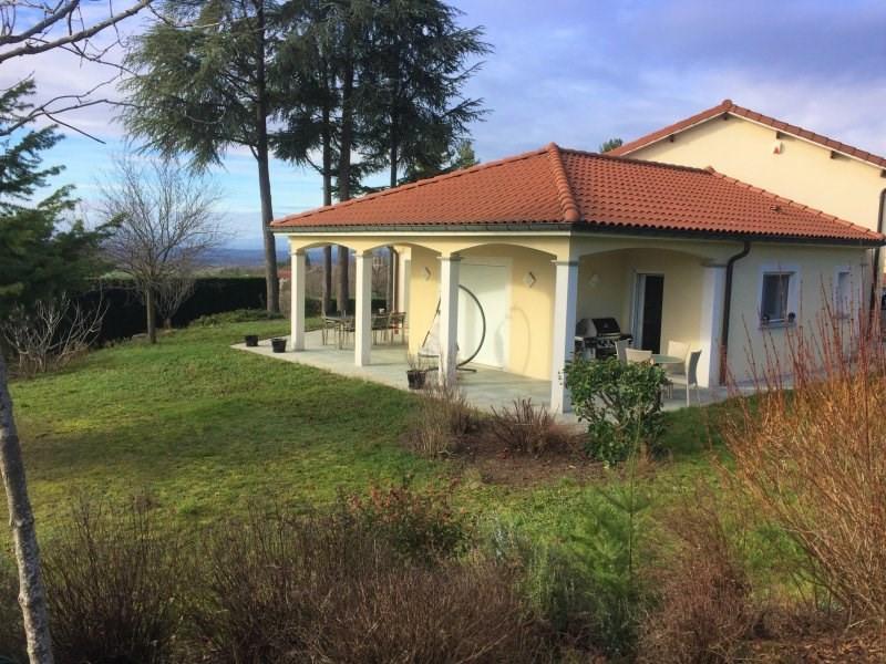 Vente maison / villa Salvizinet 370240€ - Photo 3