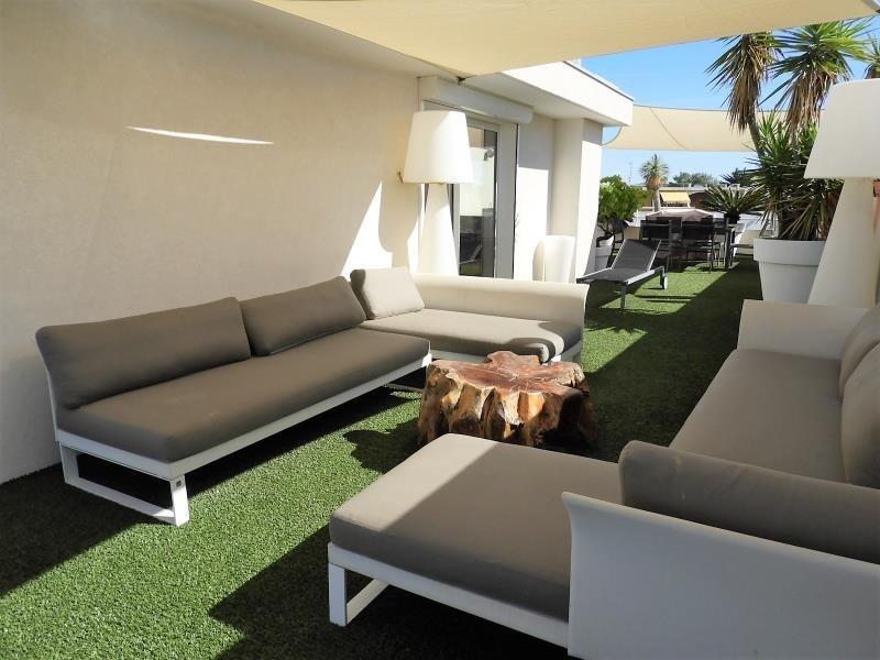 Immobile residenziali di prestigio appartamento La grande motte 850000€ - Fotografia 9