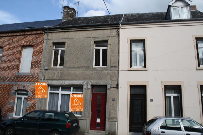 Vente maison / villa Berlaimont 64 000€ - Photo 1