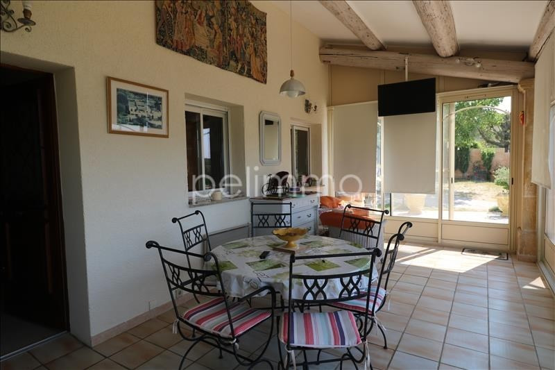 Vente de prestige maison / villa Pelissanne 577500€ - Photo 7