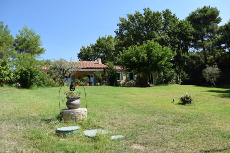Deluxe sale house / villa Cabrieres d'aigues 607950€ - Picture 3