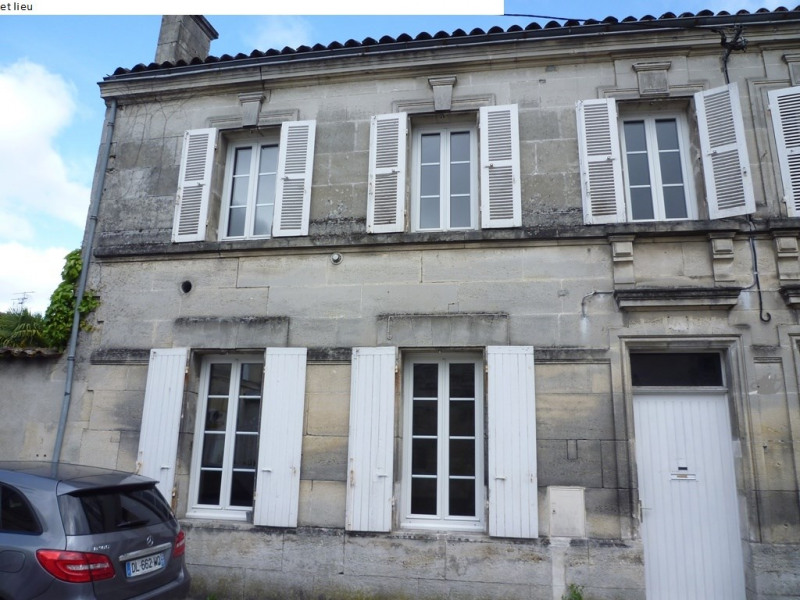 Sale house / villa Cognac 107 000€ - Picture 1