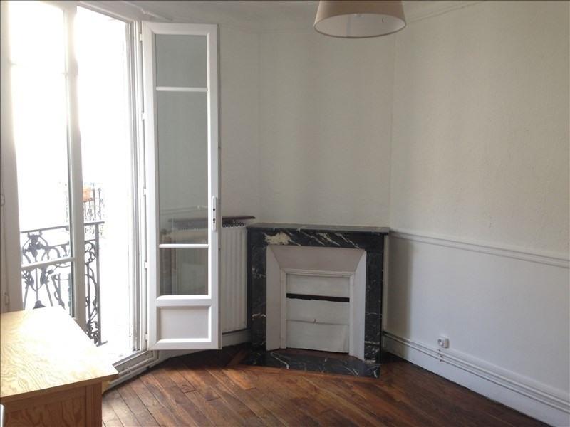 Rental apartment Boulogne billancourt 960€ CC - Picture 1