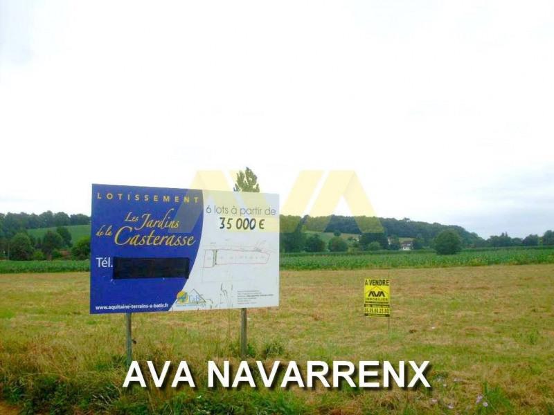 Vendita terreno Navarrenx 35000€ - Fotografia 1