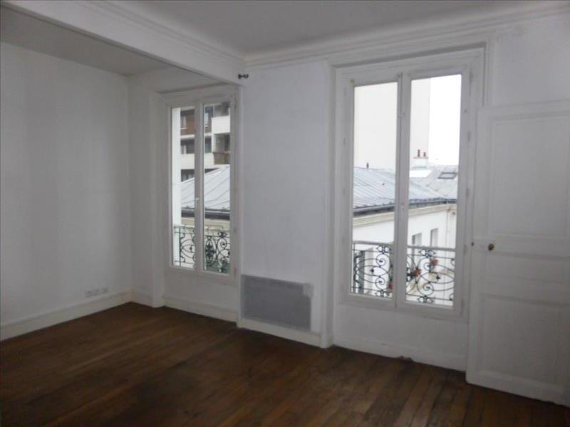 Vente appartement Paris 18ème 256490€ - Photo 2