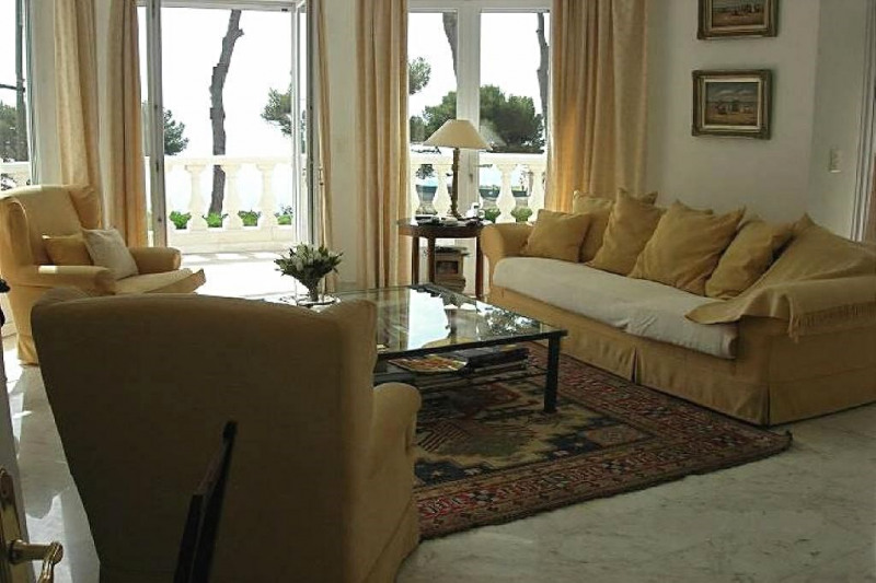 Deluxe sale house / villa Cap d'antibes 3 500 000€ - Picture 3