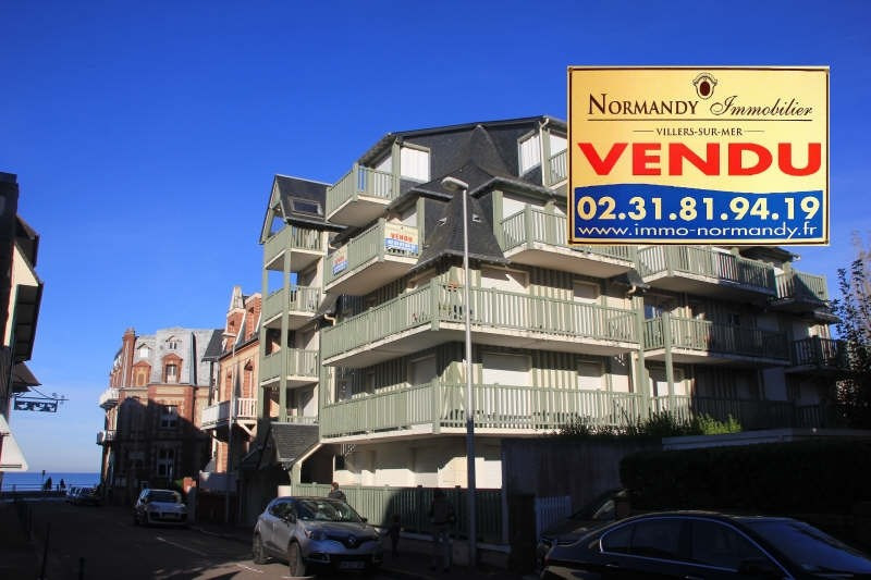 Vente de prestige appartement Villers sur mer 305 000€ - Photo 1