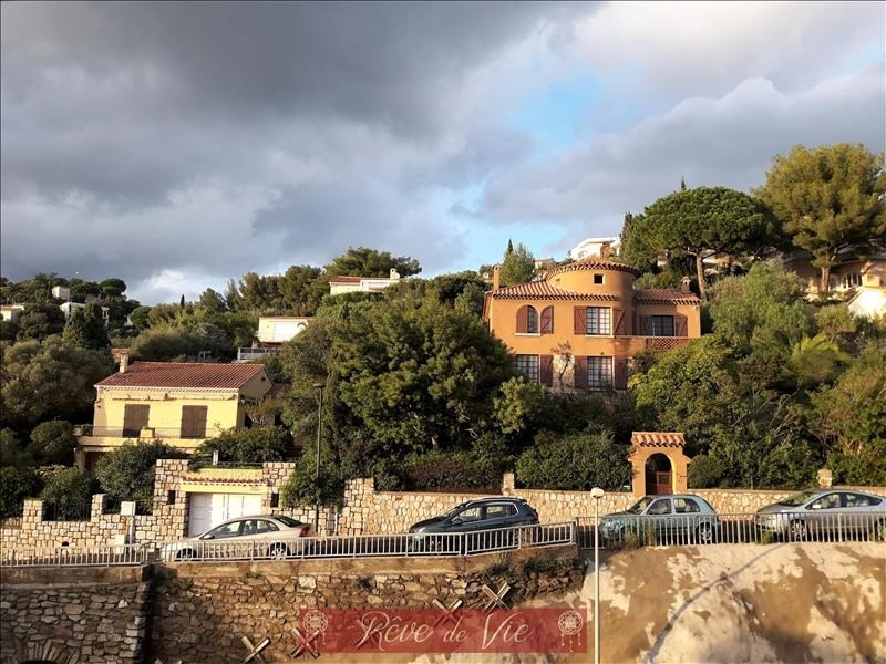 Sale apartment Le lavandou 95 000€ - Picture 2