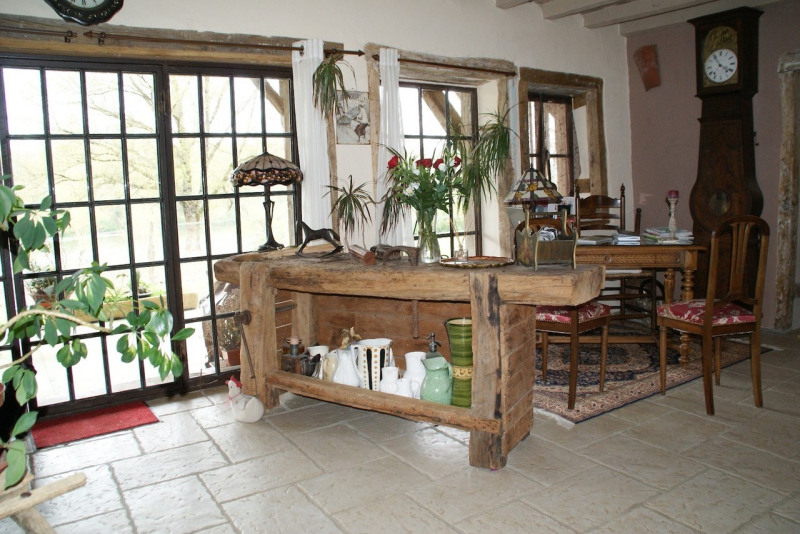 Sale house / villa Confrançon 449000€ - Picture 16