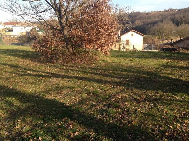 Verkoop  stukken grond Saint-romain-de-surieu 96000€ - Foto 3
