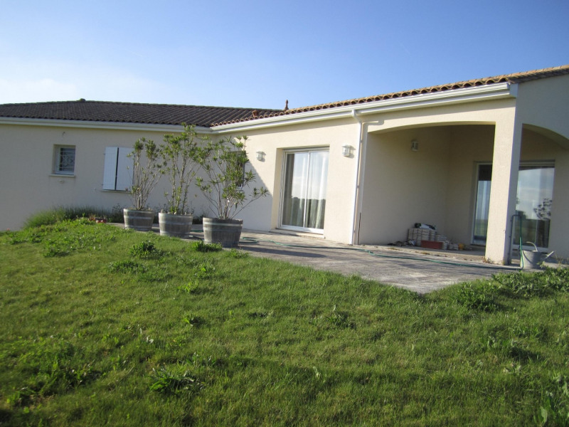 Vente maison / villa Barbezieux saint hilaire 263 925€ - Photo 3