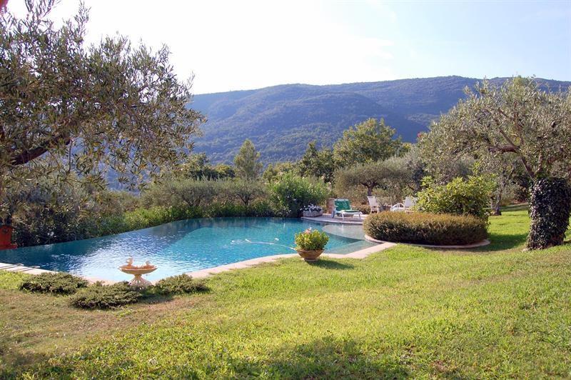 Revenda residencial de prestígio casa Seillans 2300000€ - Fotografia 3