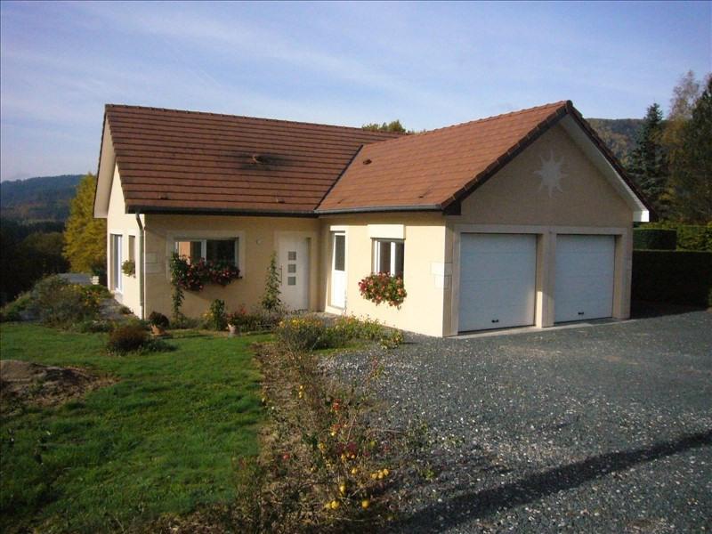 Vente maison / villa Saint-die 275600€ - Photo 4