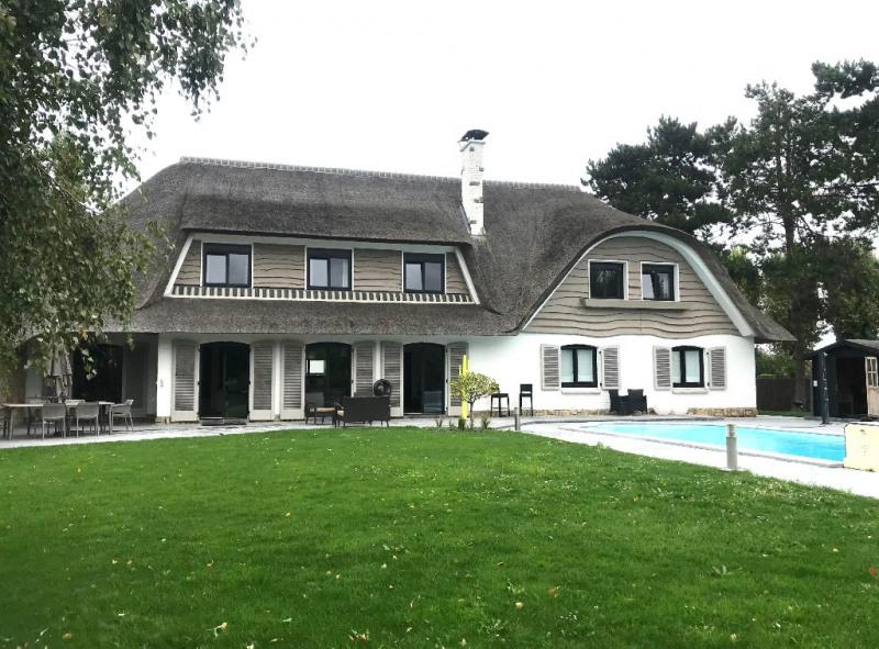 Deluxe sale house / villa Annoeullin 698000€ - Picture 1