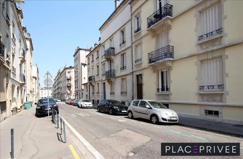 Vente appartement Nancy 142000€ - Photo 1