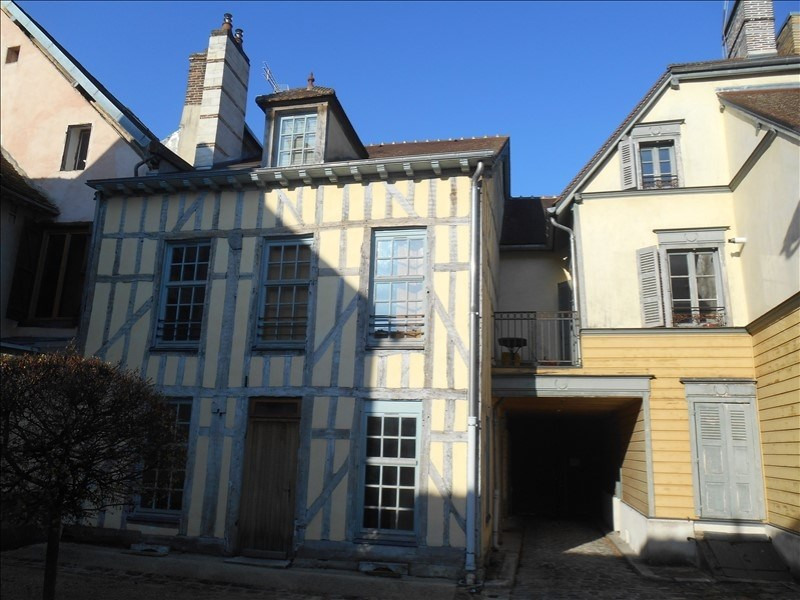 Rental apartment Troyes 550€ CC - Picture 2