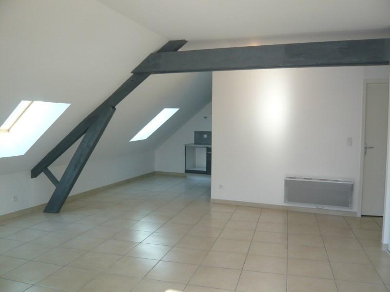 Rental apartment Creys mepieu 431€ CC - Picture 1