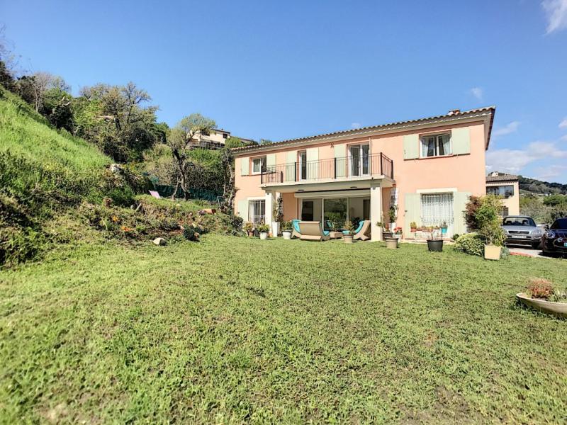 Deluxe sale house / villa Cagnes sur mer 798000€ - Picture 1