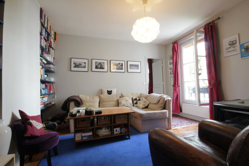 Sale apartment Paris 18ème 507 000€ - Picture 2