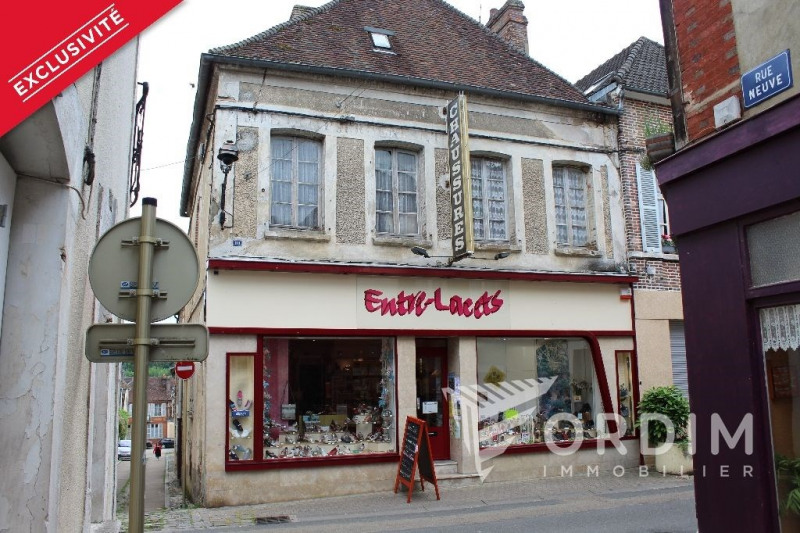 Produit d'investissement immeuble Toucy 64900€ - Photo 1