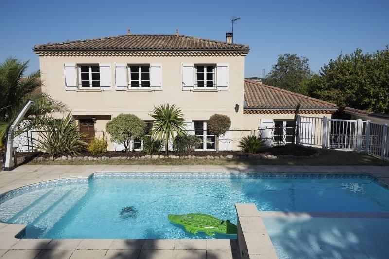 Vente maison / villa St andre de cubzac 409000€ - Photo 2