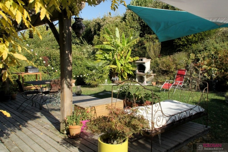 Vente maison / villa Baziege 230 000€ - Photo 2