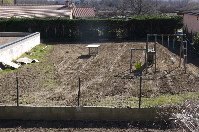 Venta  terreno Chavanay 75000€ - Fotografía 2