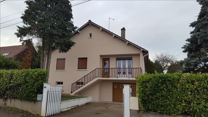 Sale house / villa St leger des vignes 108000€ - Picture 1