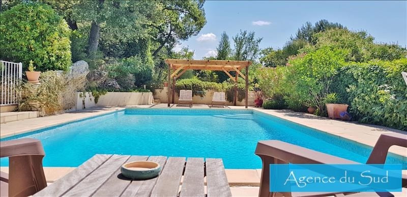 Vente de prestige maison / villa Aubagne 825000€ - Photo 1